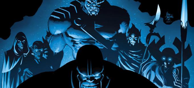 Se confirma la Black Order en Avengers: Infinity War
