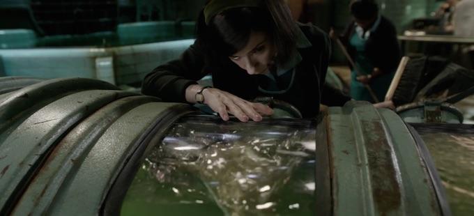 The Shape of Water, lo nuevo de Guillermo del Toro, estrena tráiler