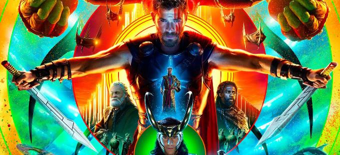 Llega el primero y glorioso tráiler de Thor: Ragnarok