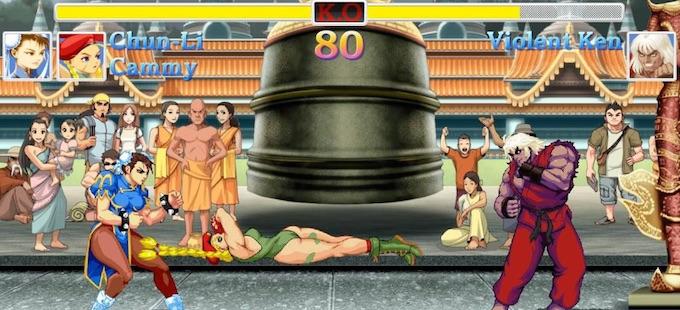 Ultra Street Fighter II para Nintendo Switch, éxito para Capcom