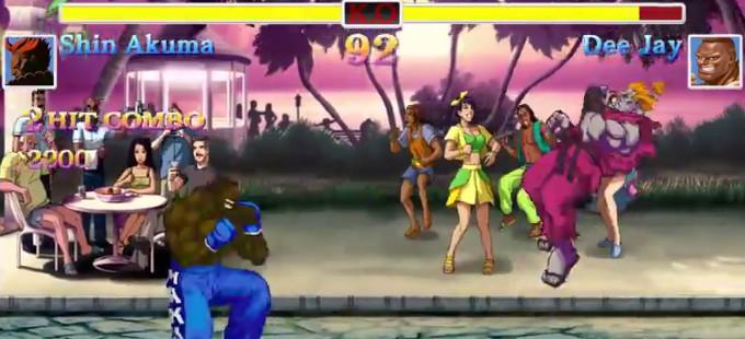 ¿Como obtener a Shin Akuma en Ultra Street Fighter II para Nintendo Switch?