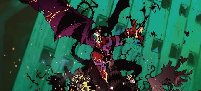 Nuevo adelanto de Devilman crybaby por Netflix