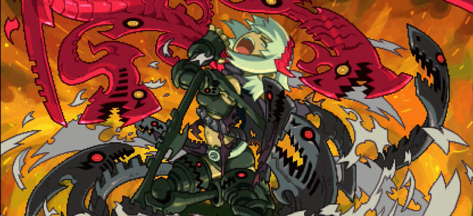 Inti Creates revela Dragon: Marked for Death para Nintendo Switch