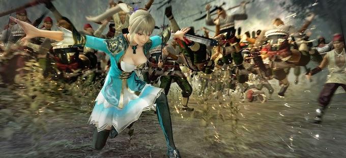 Koei Tecmo anuncia Samurai y Dynasty Warriors para Nintendo Switch
