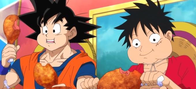 No habrá crossover de One Piece y Dragon Ball Super por ahora