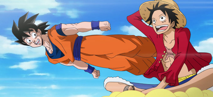 ¿Habrá crossover entre Dragon Ball Super y One Piece?