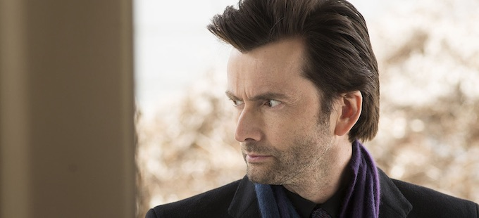 Purple Man regresa a la segunda temporada de Jessica Jones