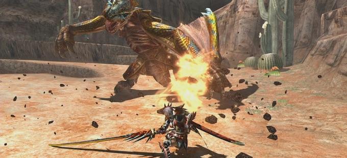 """Monster Hunter XX Nintendo Switch Ver. es """"otra prueba"""", dice Capcom"""