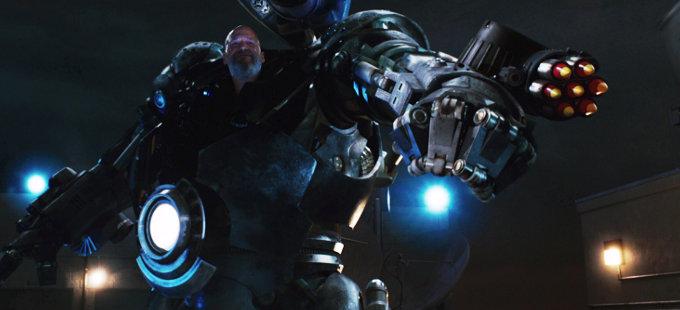 Obadiah Stane (Iron Monger) no iba a morir en Iron Man - Universo Nintendo