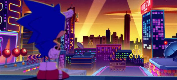 ¡El opening de Sonic Mania para Nintendo Switch es fantástico!