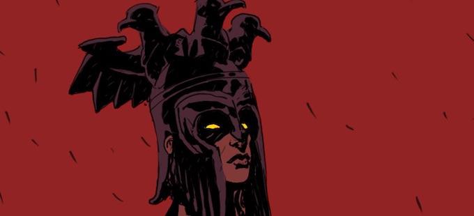 Milla Jovovich será la Blood Queen en la nueva película de Hellboy