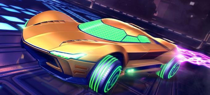 ¡Llegan los autos de Mario Bros. y Metroid a Rocket League para Nintendo Switch!