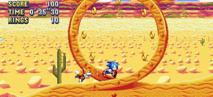 ¿Cómo se creó Sonic Mania para Nintendo Switch y otros sistemas?