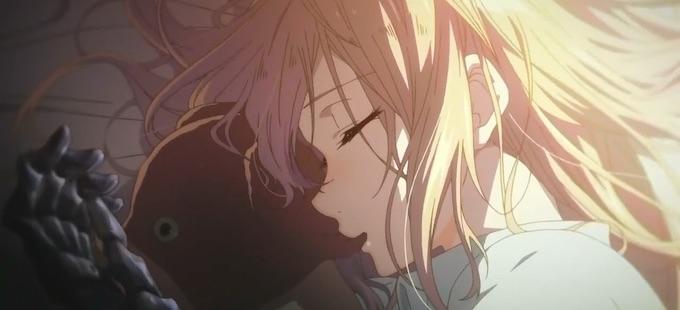 El anime de Violet Evergarden, otra exclusiva de Netflix