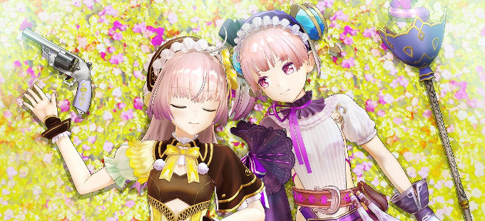 Atelier Lydie & Suelle para Nintendo Switch sale en 2018 en Occidente
