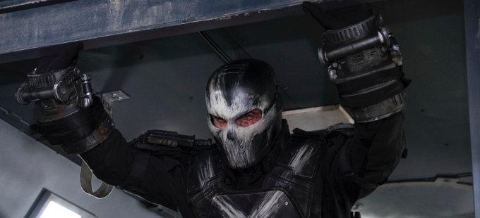 Frank Grillo sugiere que Crossbones regresará al universo Marvel