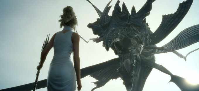Final Fantasy XV para Nintendo Switch no está en planes todavía