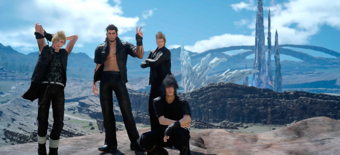 Nintendo... ¿interesado por Final Fantasy XV para Nintendo Switch?