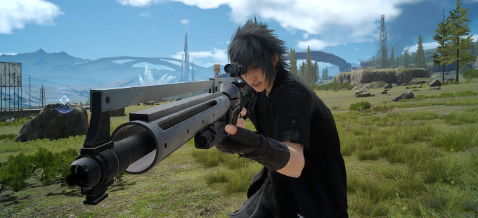 Final Fantasy XV para Nintendo Switch... ¿basado en Unreal Engine 4?