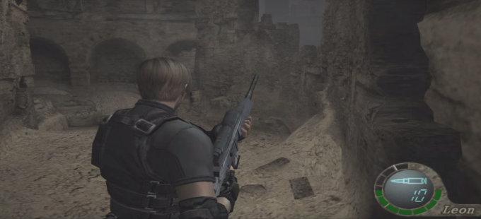Descubren huevo de pascua de Resident Evil 4 más de 12 años después
