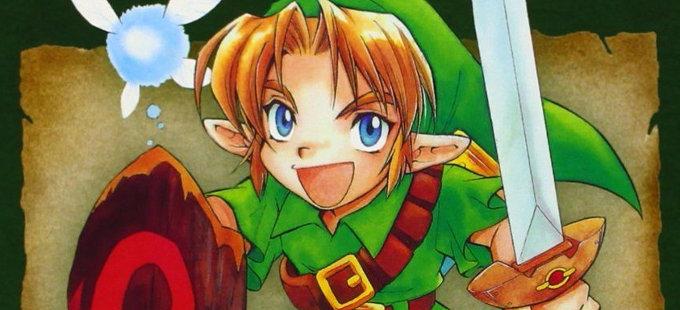 El manga de The Legend of Zelda: Ocarina of Time llegará en español a México