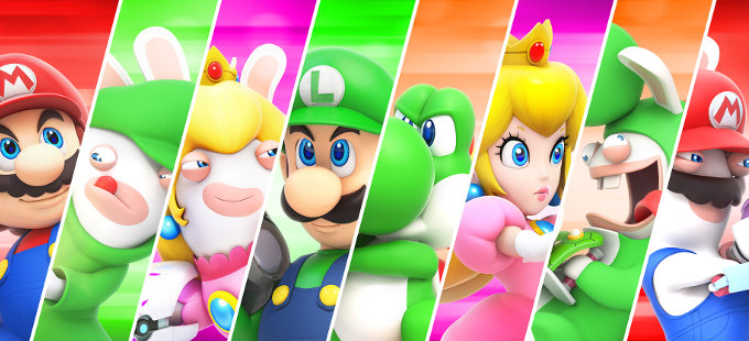 [Reseña] Mario + Rabbids Kingdom Battle