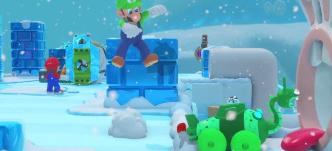 ¿Qué juego inspiró Mario + Rabbids Kingdom Battle para Nintendo Switch?