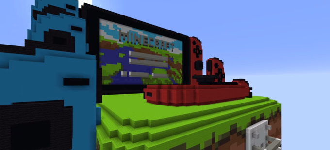 Minecraft Nintendo Switch Edition recibirá Better Together en invierno