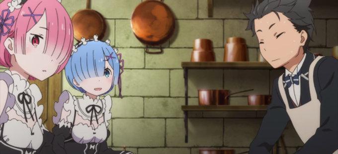 ¡Viene una OVA de Re:Zero kara Hajimeru Isekai Seikatsu!