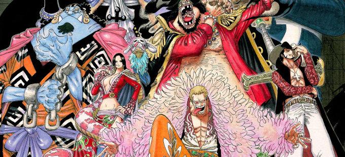 Eiichiro Oda explica qué alargó tanto la trama de One Piece