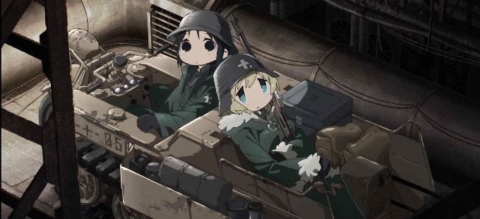 El anime de Shōjo Shūmatsu Ryokō ya tiene fecha de estreno