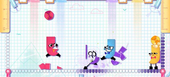 Snipperclips Plus para Nintendo Switch sale en noviembre