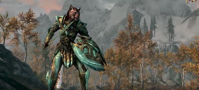 The Elder Scrolls V: Skyrim para Nintendo Switch sí es la Special Edition