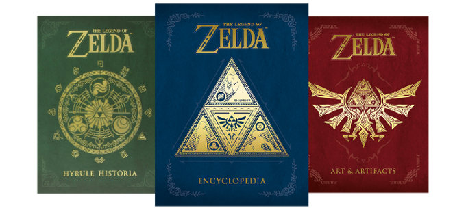 The Legend of Zelda Encyclopedia saldrá el próximo año