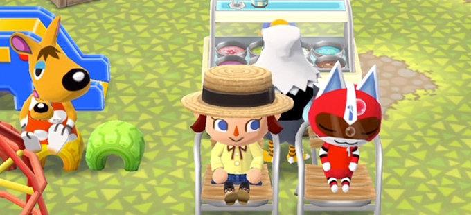 Animal Crossing: Pocket Camp para México antes que el resto de LATAM