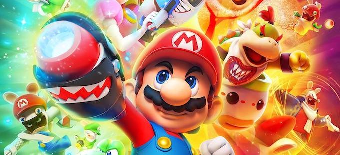 Nintendo arrasa en septiembre con Nintendo Switch y sus juegos