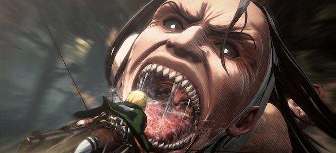 Attack on Titan 2 para Nintendo Switch llega en marzo del 2018