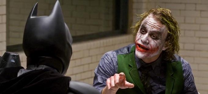 Heath Ledger le pidió a Bale que le pegara en Batman: El Caballero de la Noche