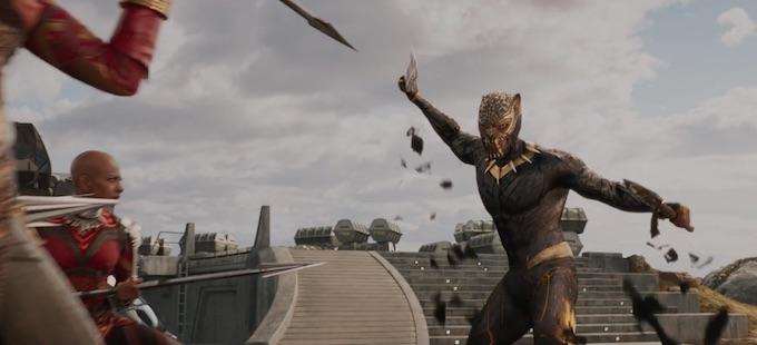 Maravíllate con el tráiler extendido de Black Panther