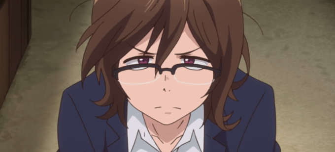 Conociendo a Hajime Owari en la segunda temporada de Dagashi Kashi