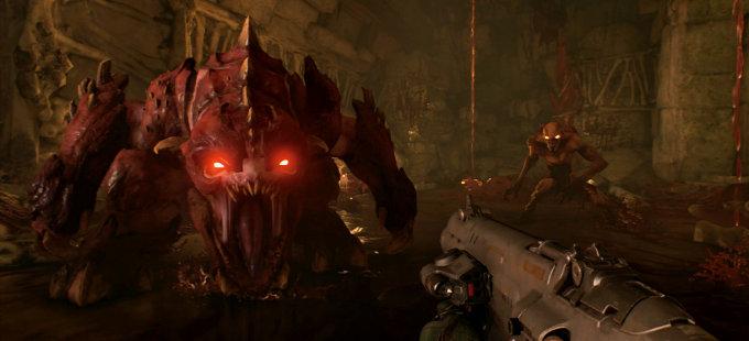 Panic Button habla de su labor con Doom para Nintendo Switch