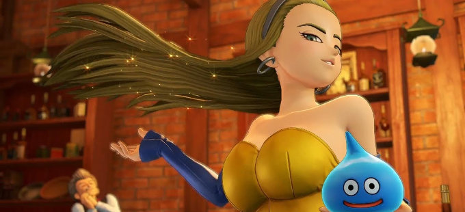 Dragon Quest XI para Nintendo Switch estará basado en Unreal Engine 4