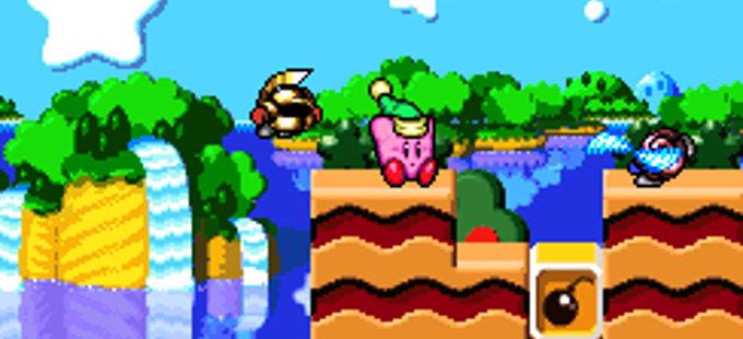 Kirby Super Star iba a tener un juego de horror