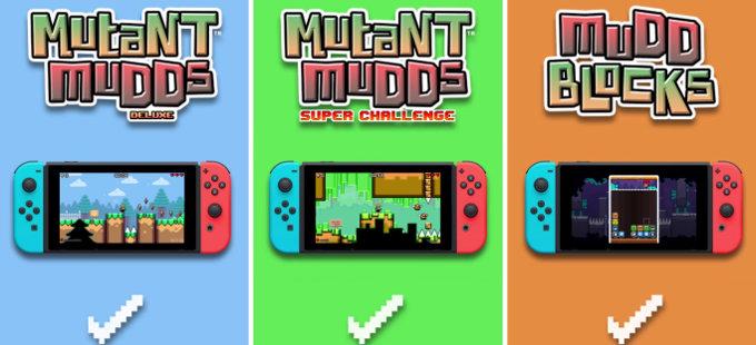 Atooi anuncia Mutant Mudds Collection para Nintendo Switch