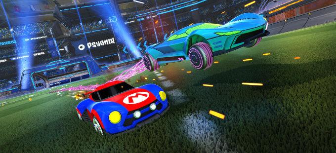 Rocket League para Nintendo Switch ya con fecha