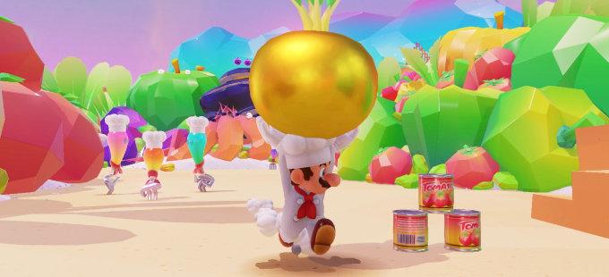 Super Mario Odyssey para Nintendo Switch rebasa los dos millones