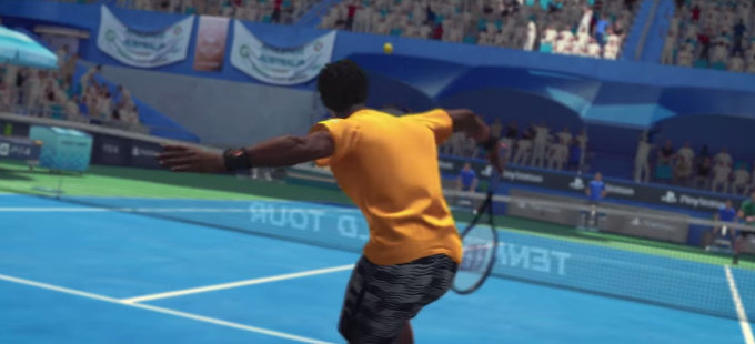 Tennis World Tour para Nintendo Switch sale en la primavera