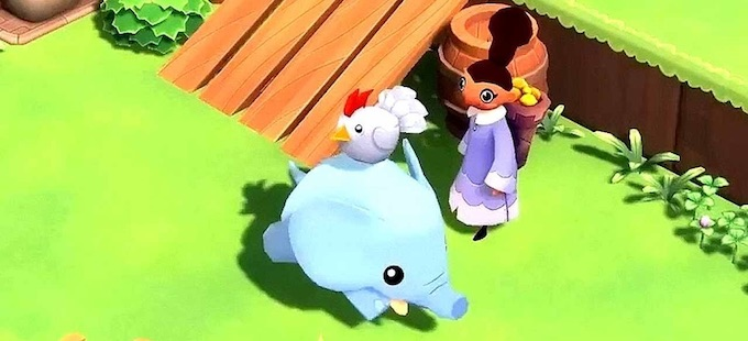 ¿Qué hay detrás de Yono the Celestial Elephants para Nintendo Switch?