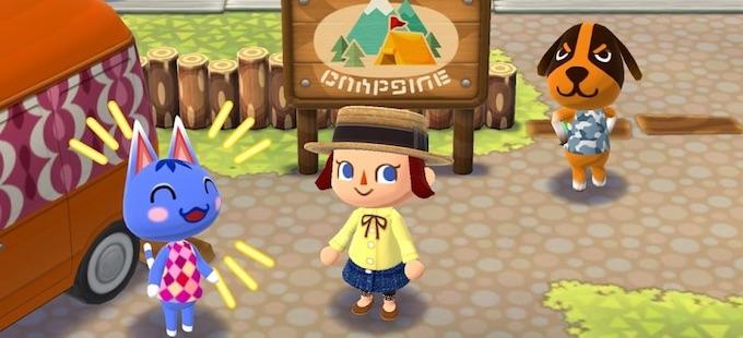 Animal Crossing: Pocket Camp supera el debut de Fire Emblem Heroes
