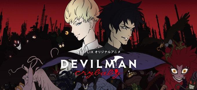 Devilman crybaby adelanta su estreno